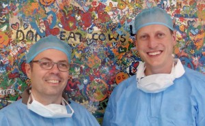 Dr. Tom Verhofstadt & Dr. Tobias Hahn